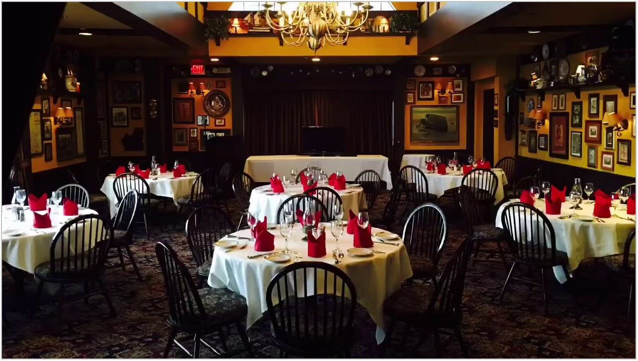 Anaheim Restaurants With Private Dining Rooms