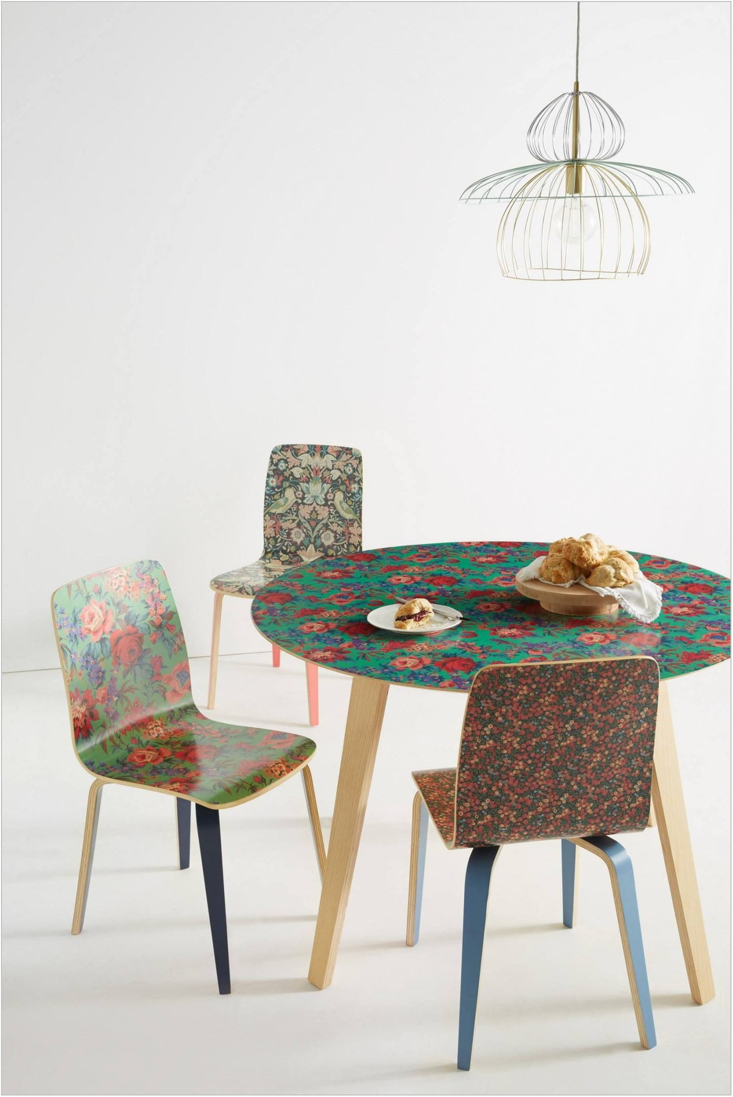 Anthropologie Dining Room Chairs