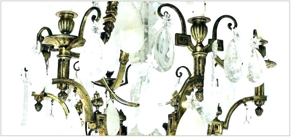 Antique Brass Dining Room Chandeliers