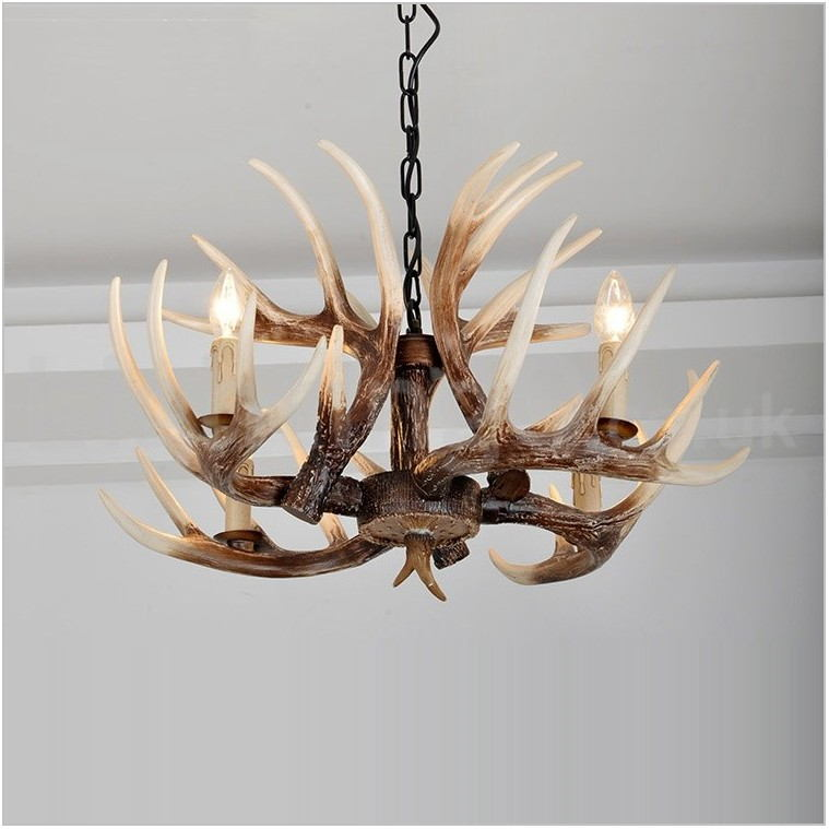 Antler Dining Room Light
