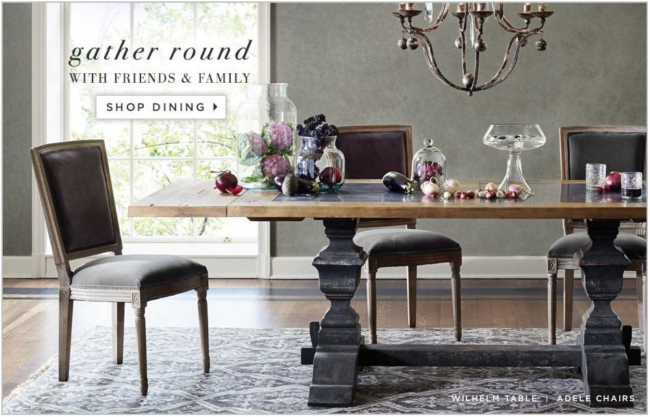 Arhaus Dining Room Chairs