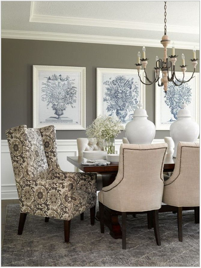 Art For Dining Room Ideas