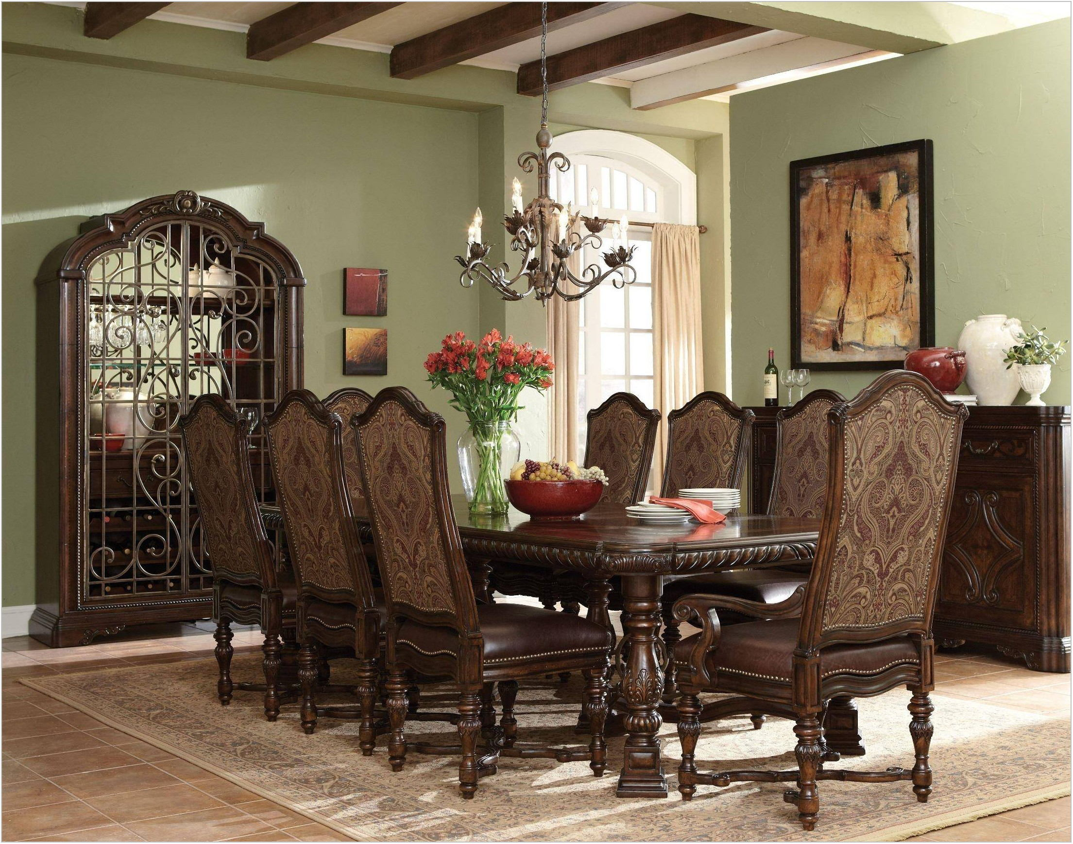 Art Furniture Dining Room Set
