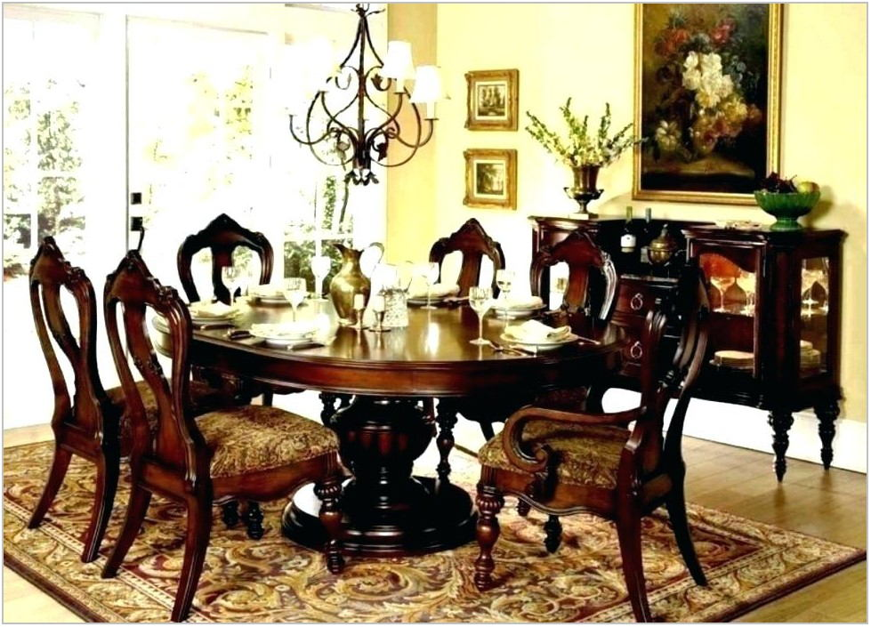 Ashley Dining Room Table With Bench