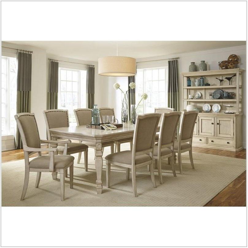 Ashley Furniture Britannia Rose Dining Room Set
