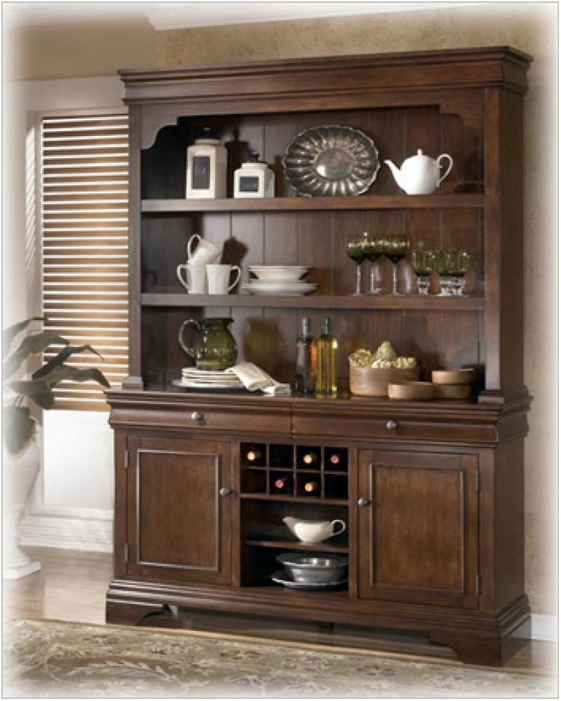 Ashley Furniture Dining Room Hutch