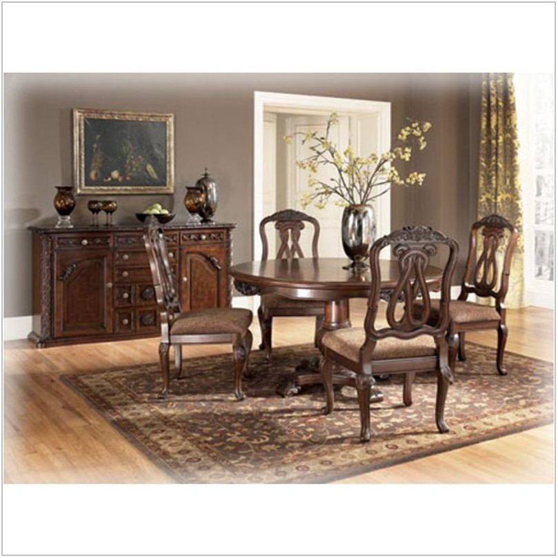 Ashley Furniture Dining Room Sets Images