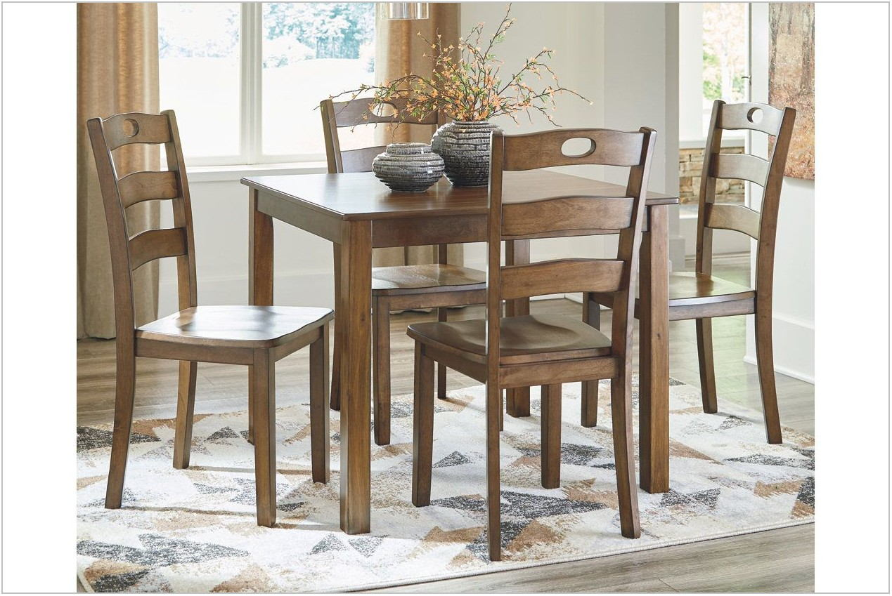 Ashley Furniture Dining Room Table And Chairs