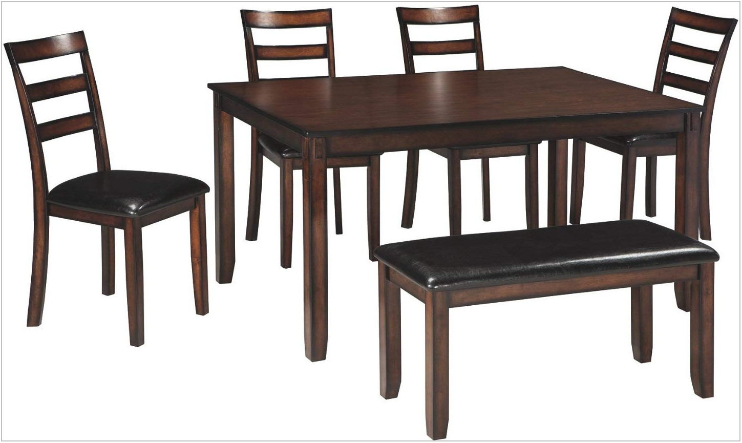 Ashley Furniture Dining Room Table Chairs