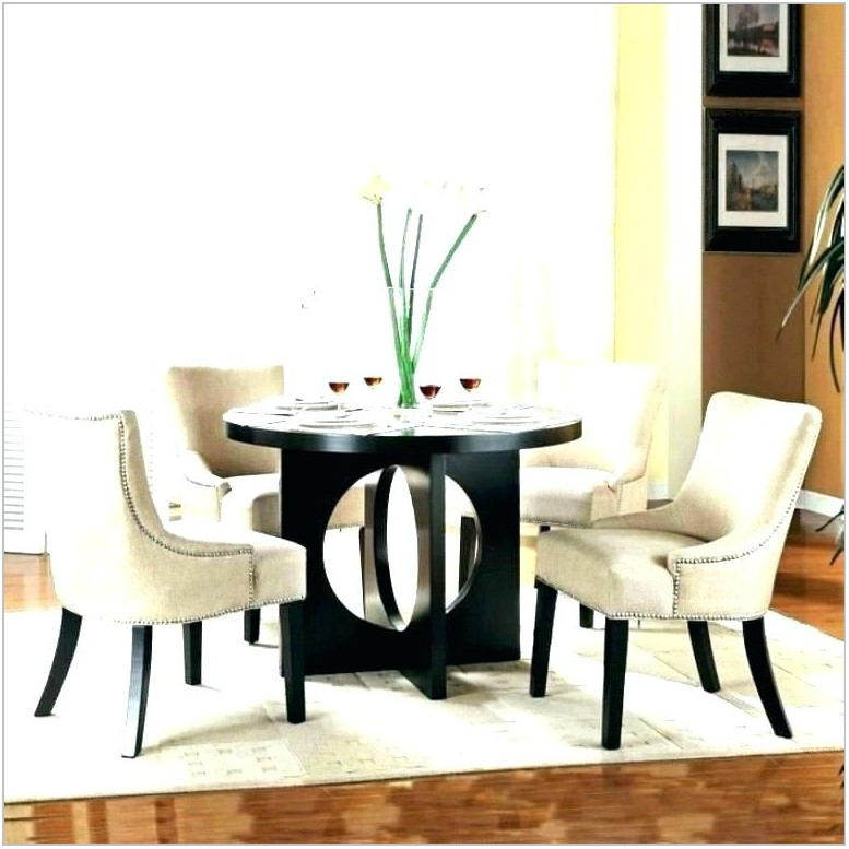 Ashley Furniture Silver Dining Room Set