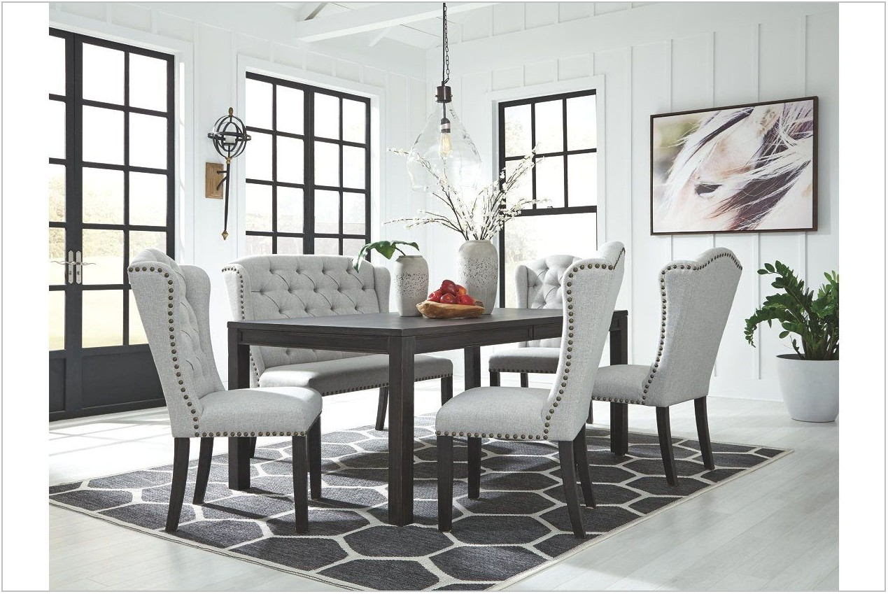 Ashley Jeanette Dining Room