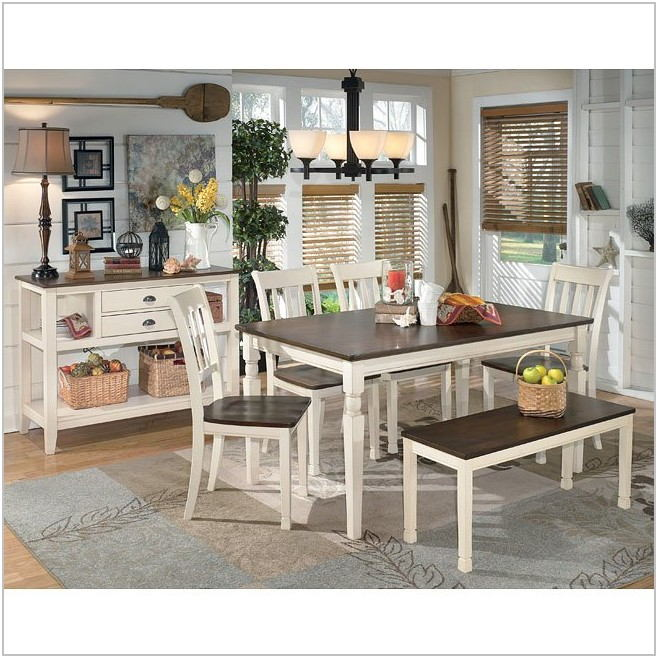 Ashley Signature Dining Room Sets