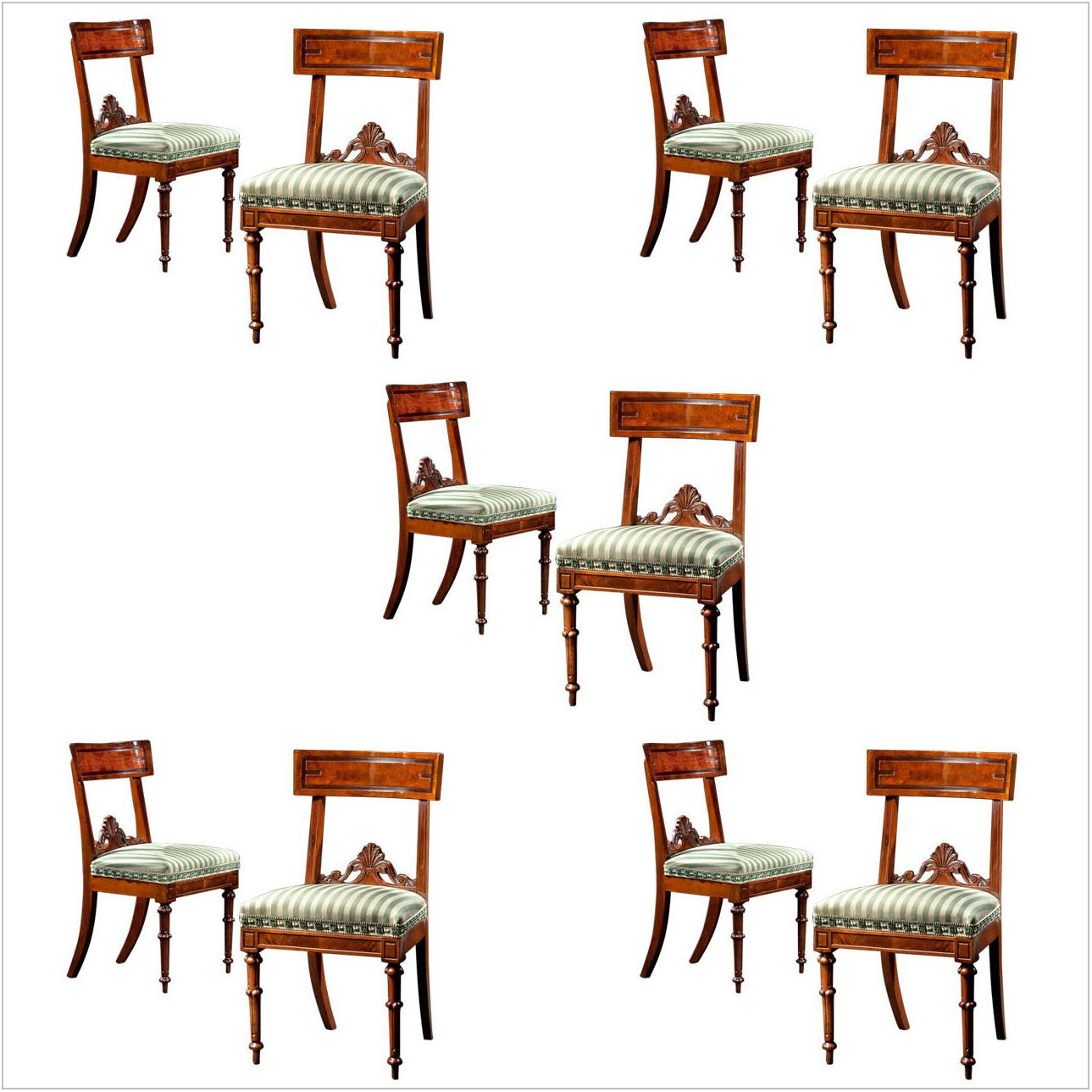 Assembled Dining Room Chairs