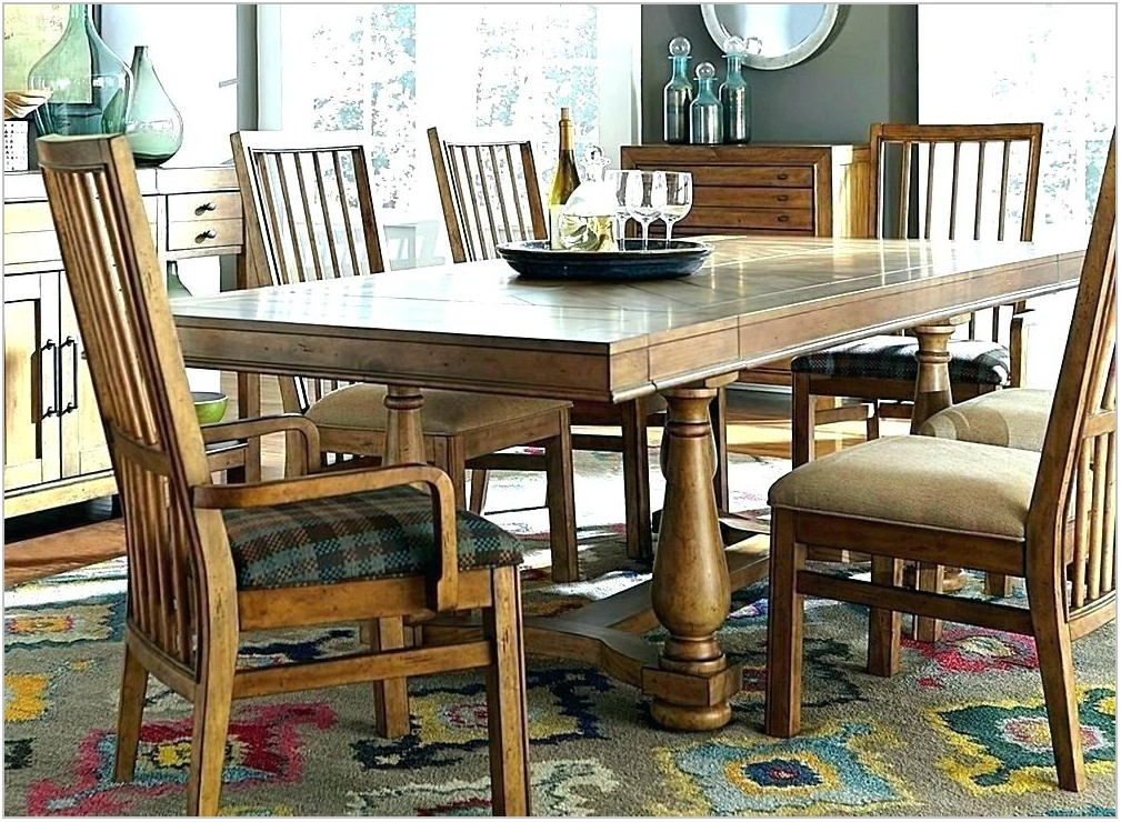 Attic Heirloom Dining Room Table
