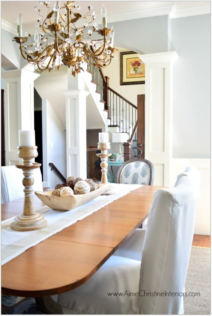 Ballard Designs Dining Room