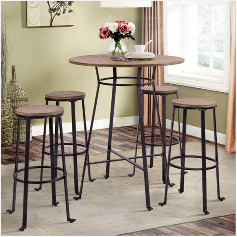 Bar Height Dining Room Chairs