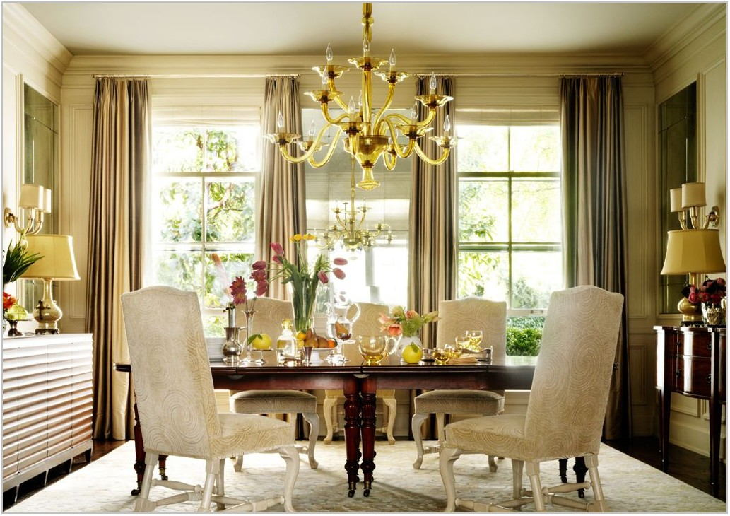 Barbara Barry Dining Room Table