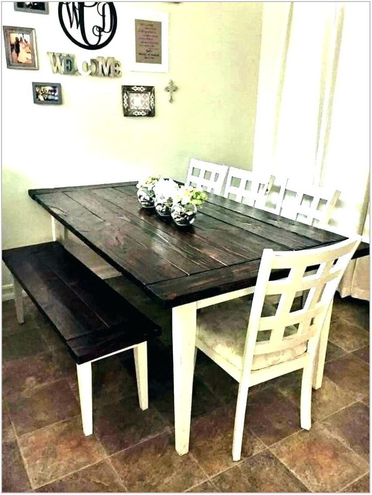 Barn Style Dining Room Set
