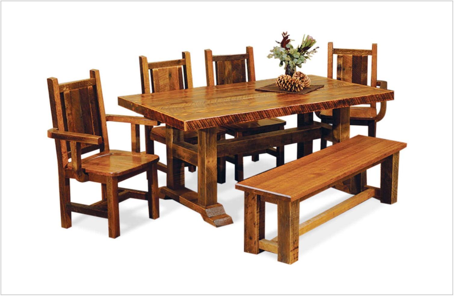 Barnwood Dining Room Sets
