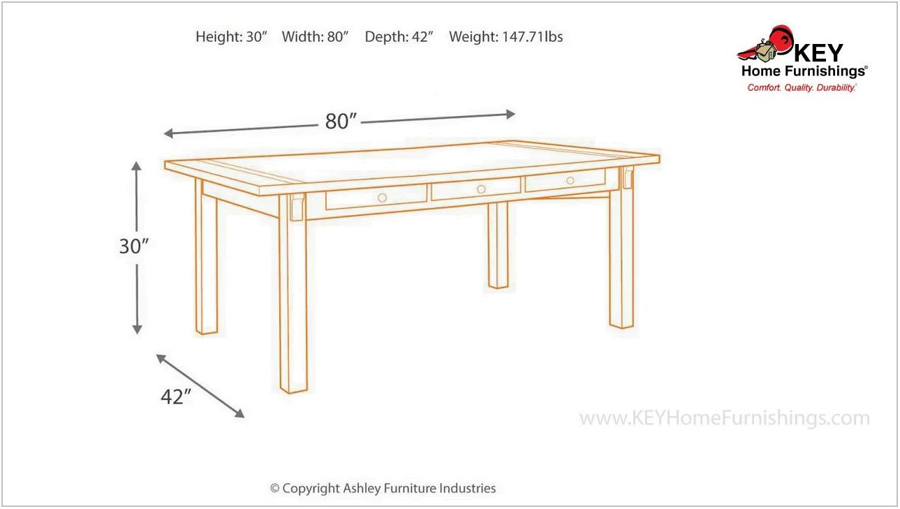 Baylow Dining Room Table