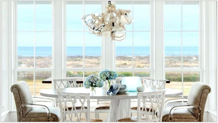 Beachy Dining Room Chairs
