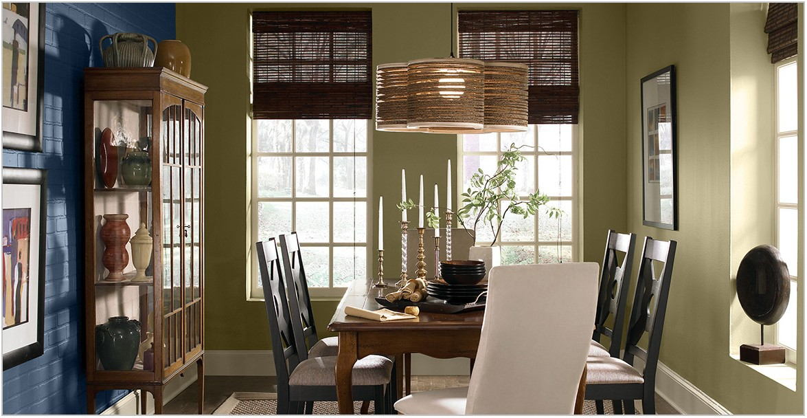 Behr Paint Colors For Dining Room