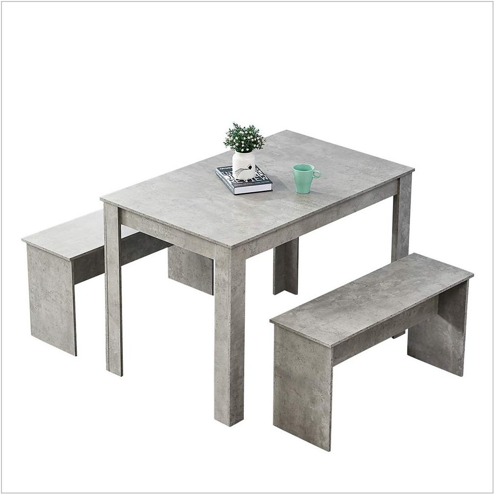 Bench Table For Dining Room