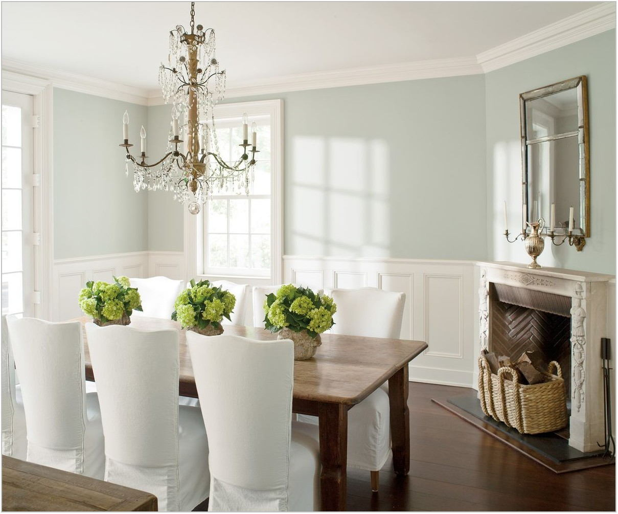 Benjamin Moore Dining Room Paint Colors