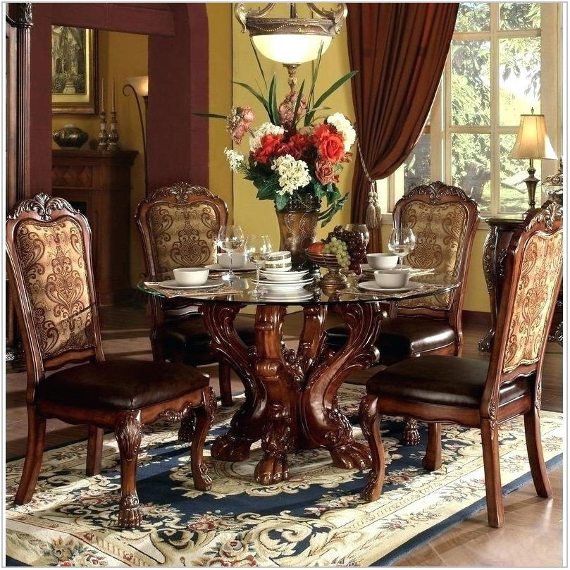 Bernhardt Grand Savannah Dining Room Set