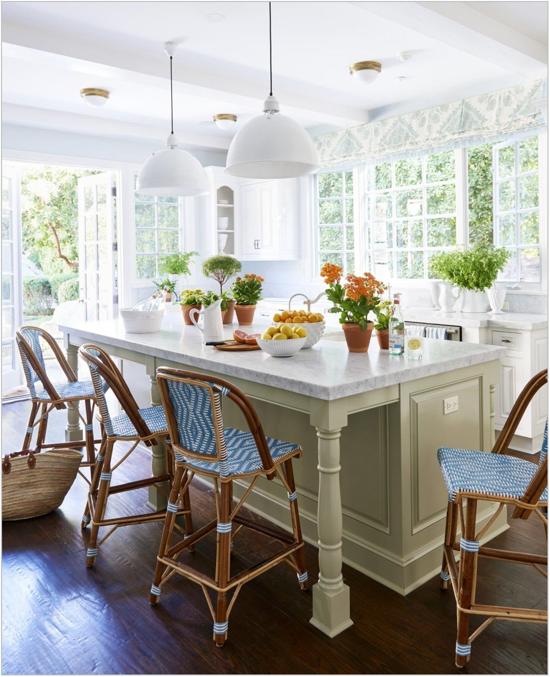 Best Color For Kitchen And Dining Room