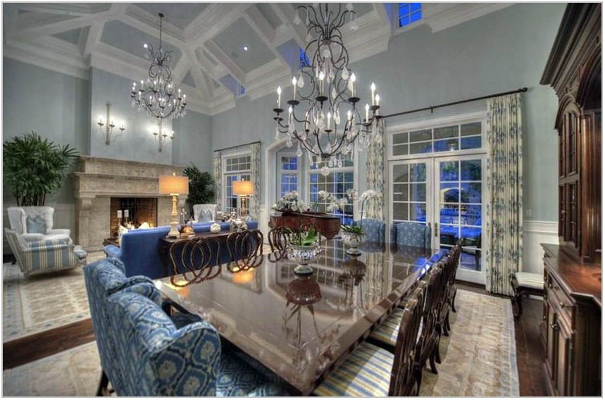 Best Dining Room Colors 2018