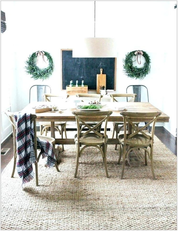 Best Indoor Outdoor Rugs For Dining Room