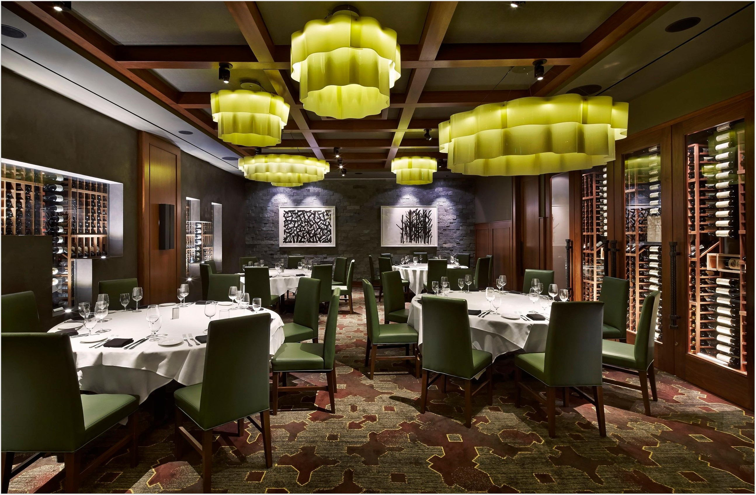 Best Private Dining Rooms In Dc
