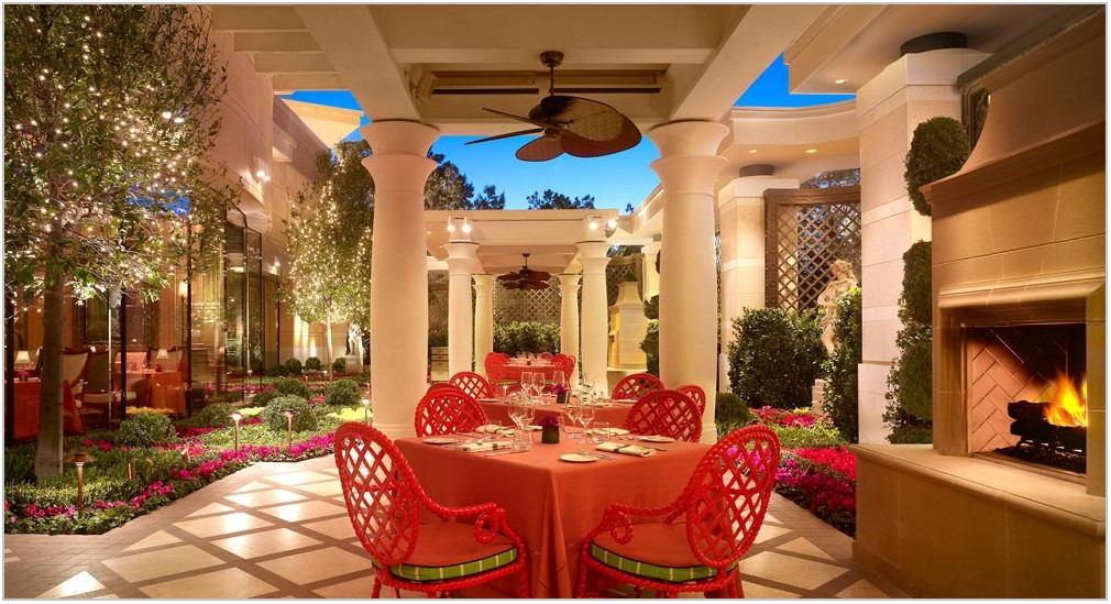 Best Private Dining Rooms In Las Vegas
