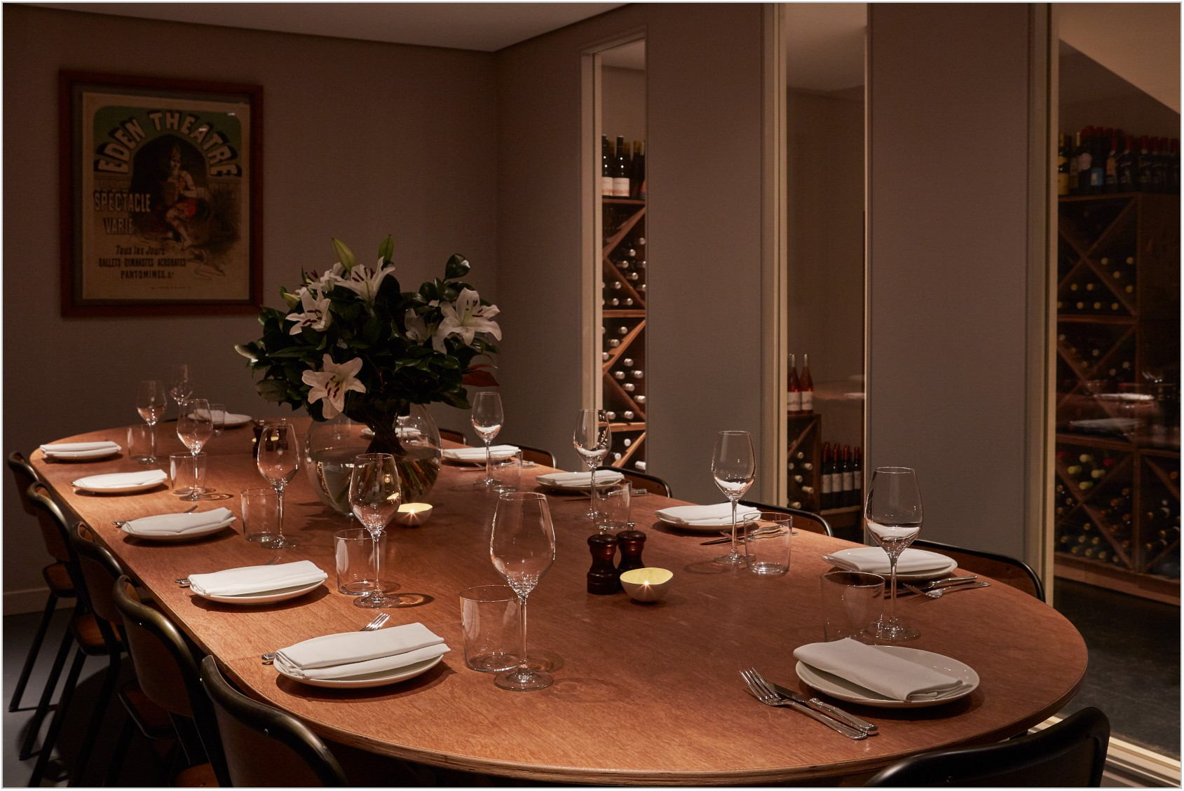 Best Private Dining Rooms London