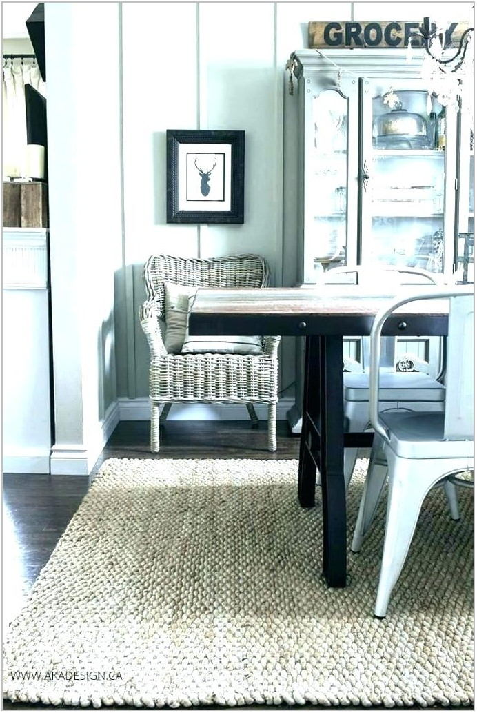 Best Rugs For Under Dining Room Table