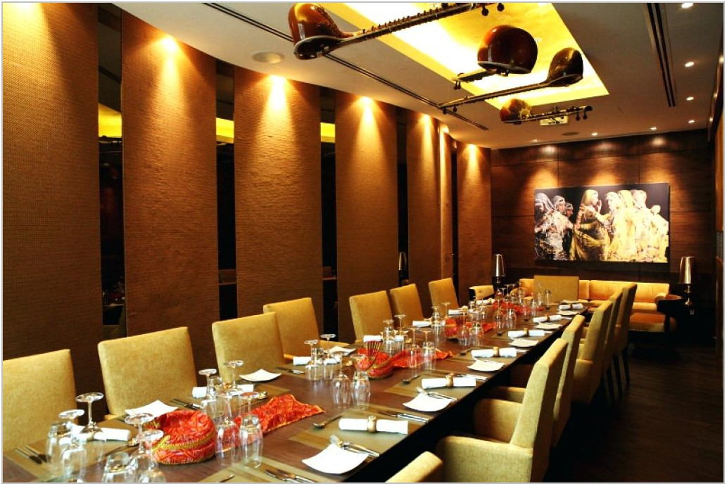 Best Small Private Dining Rooms Nyc