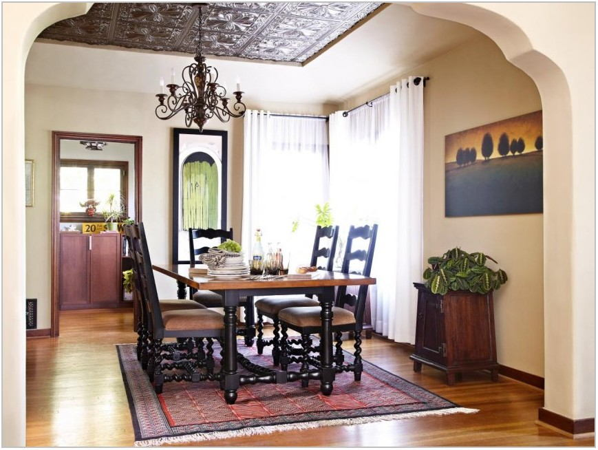 Best Type Of Flooring For Dining Room