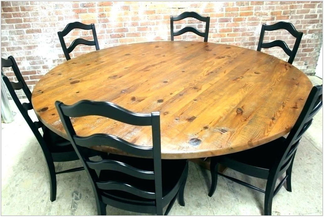 Big Rustic Dining Room Tables