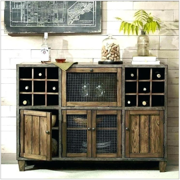 Black Dining Room Buffets Sideboards