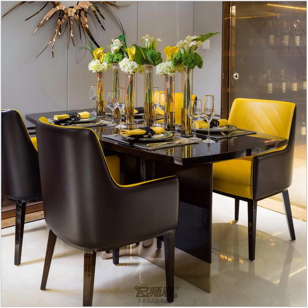 Black Dining Room Furniture