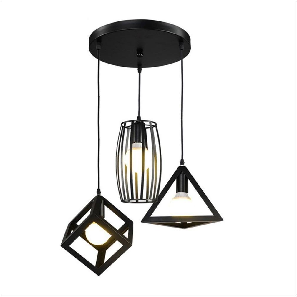 Black Iron Dining Room Lights