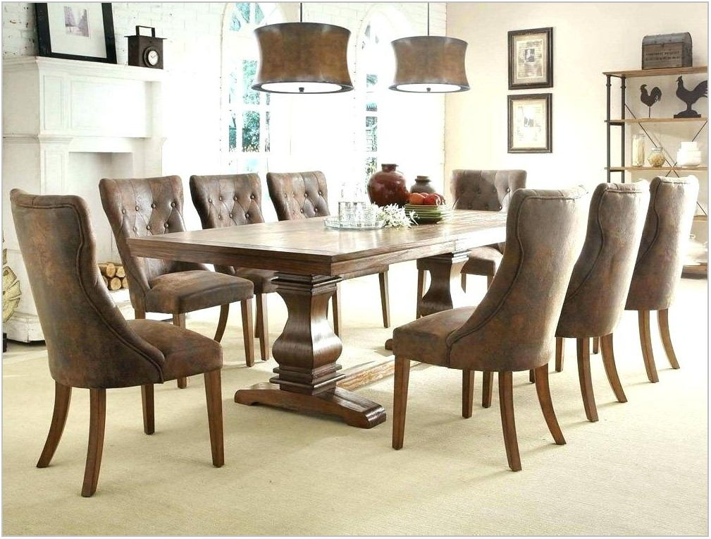Bordeaux 9 Piece Dining Room Furniture Set