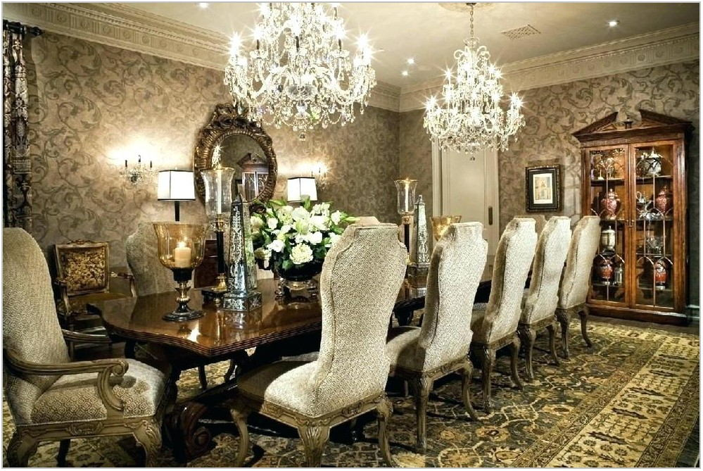 Brass Chandeliers For Dining Room