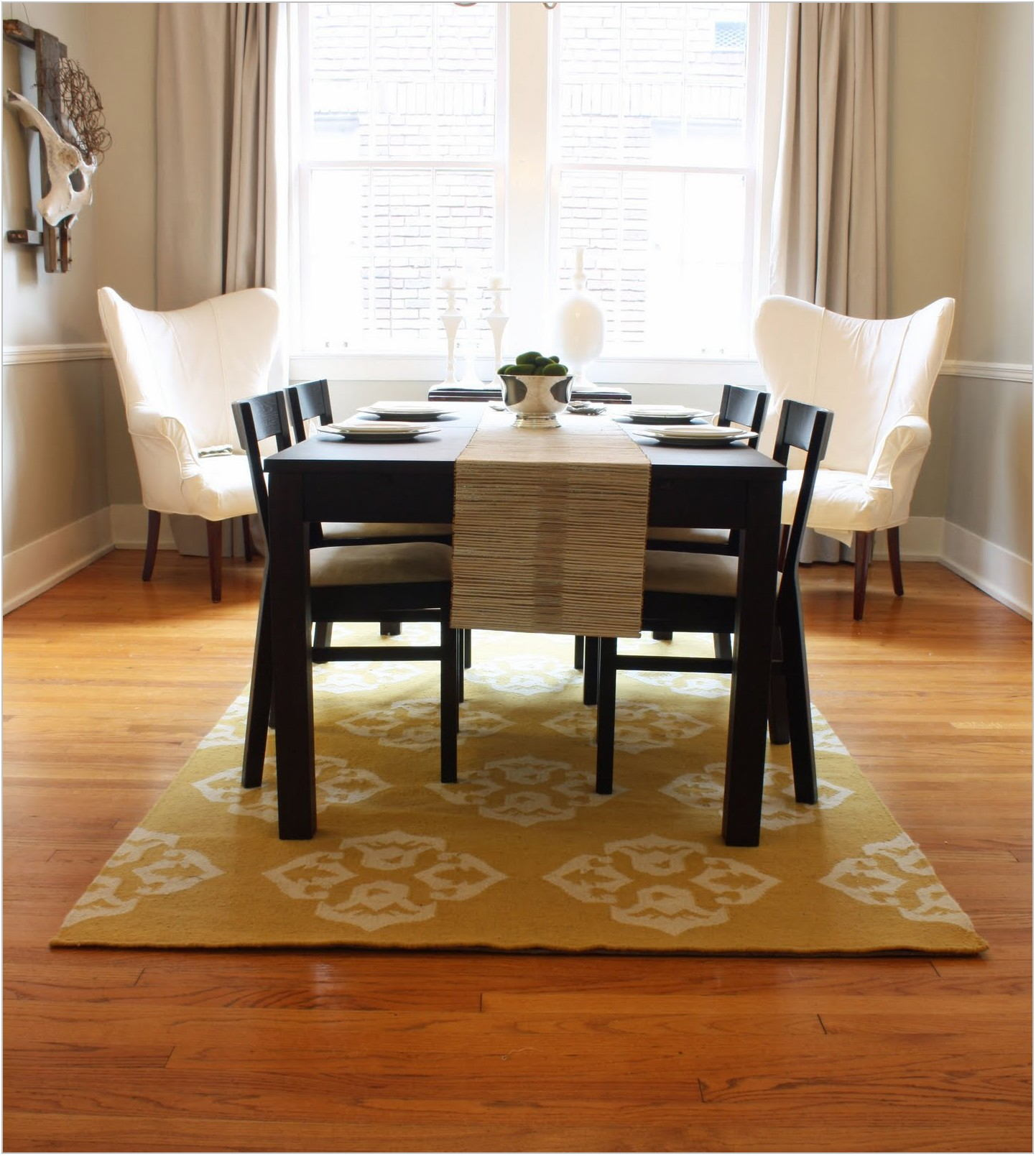 Brown Dining Room Rugs