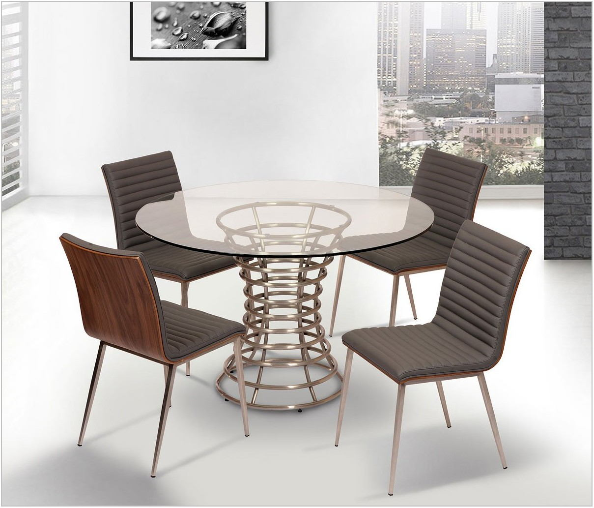 Cafe Dining Room Chairs