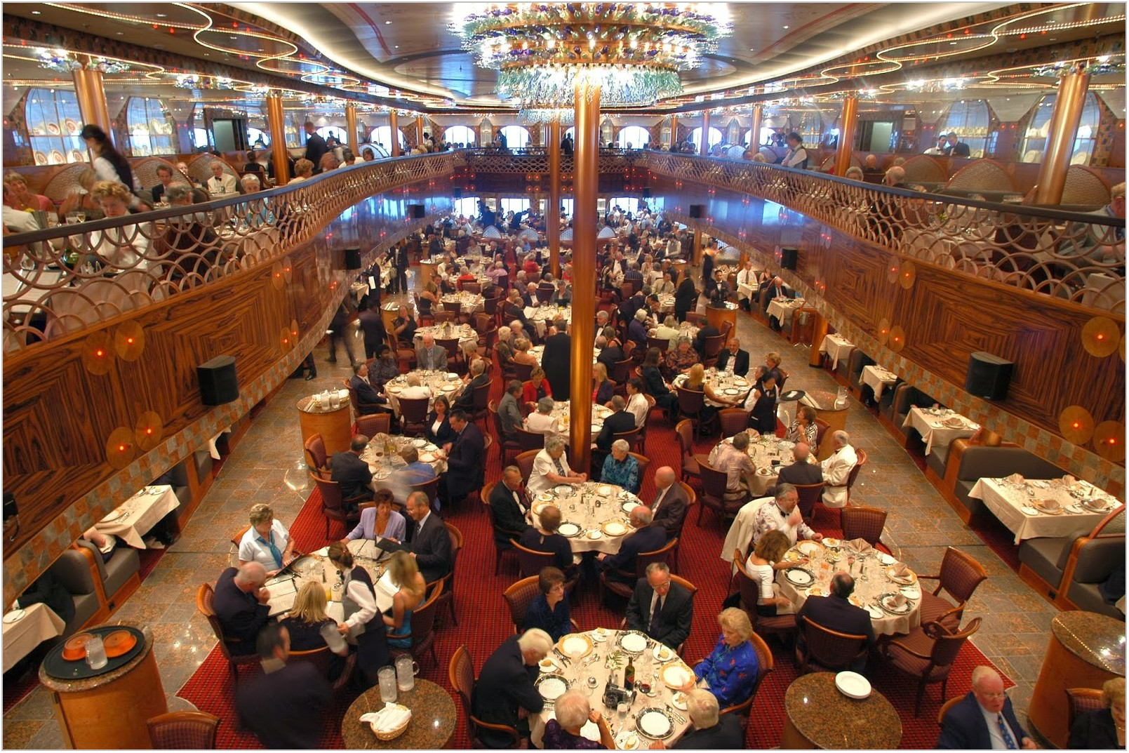 Carnival Cruise Dining Room Dress Code