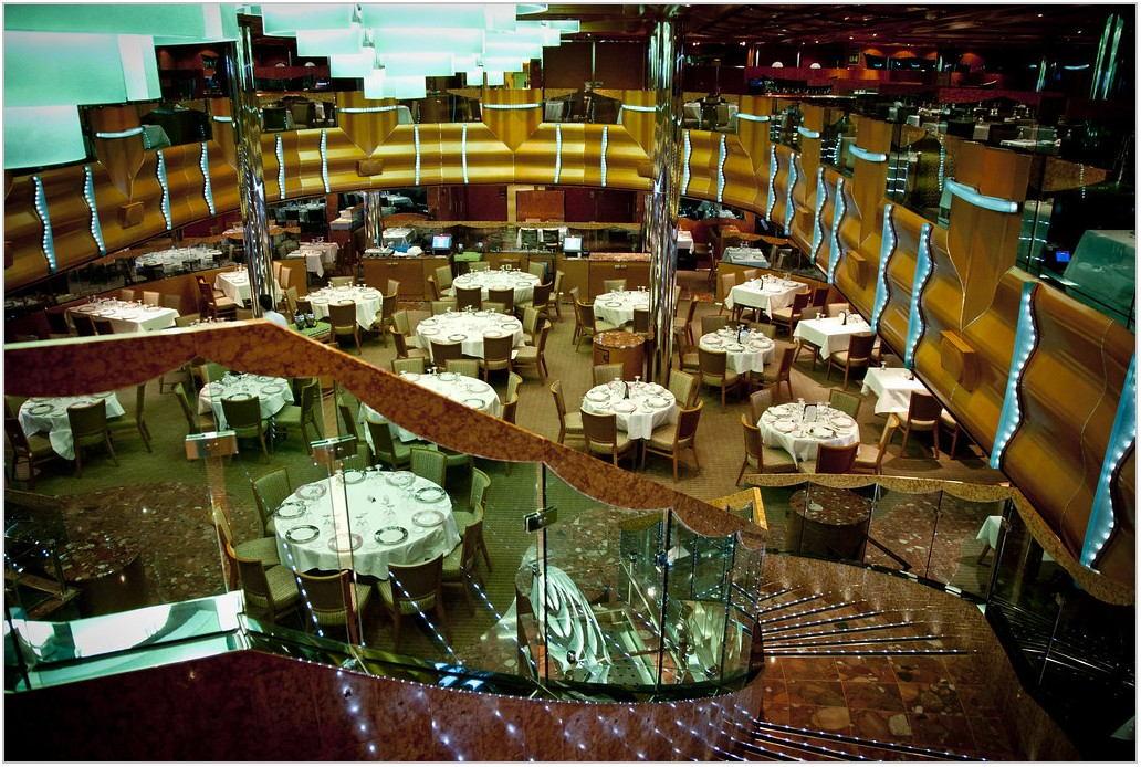 Carnival Magic Dining Room