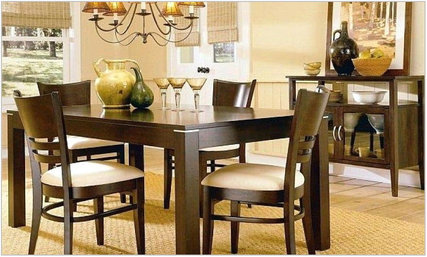 Casual Dining Room Tables And Chairs