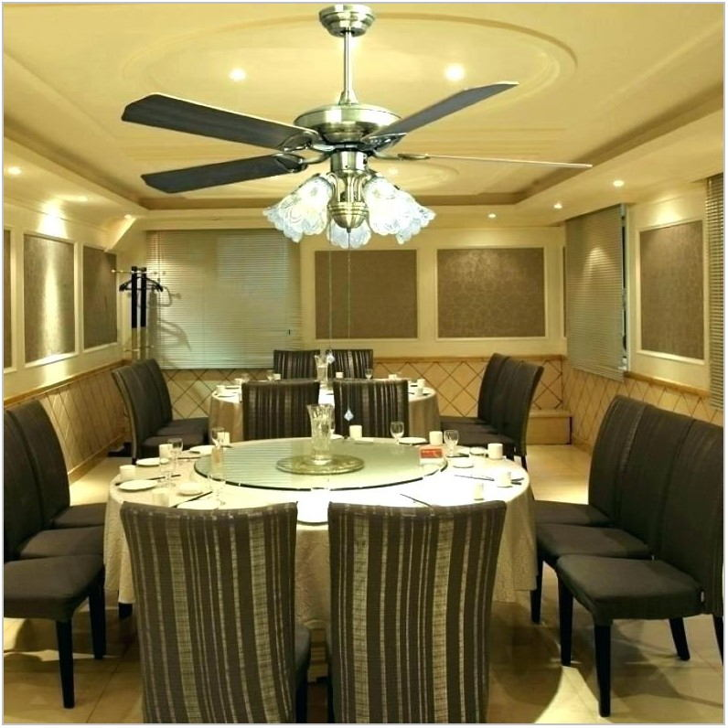 Ceiling Fans For Dining Room Table